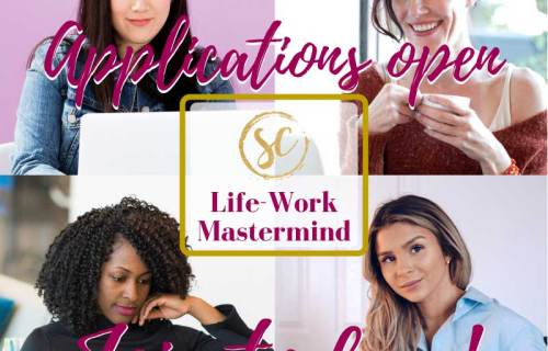 sabrina cadini life work balance mastermind 2019 coaching application