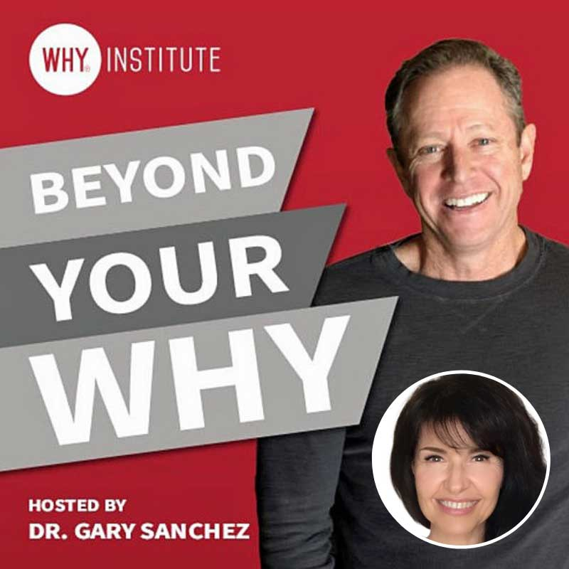 sabrina cadini life coach life work balance podcast guest beyond your why
