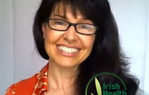 sabrina cadini irish health hour book live life fully life-work balance holistic life coach interview guest