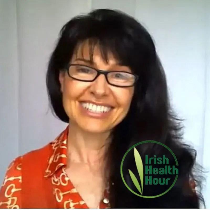 sabrina cadini irish health hour book live life fully life-work balance holistic life coach interview guest