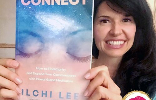 sabrina cadini kiss of approval book review connect ilchi lee holistic life coach brain wellness