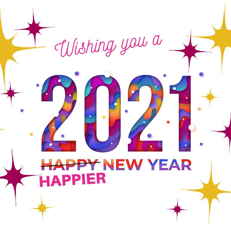 sabrina cadini happy new year 2021 holiday greetings