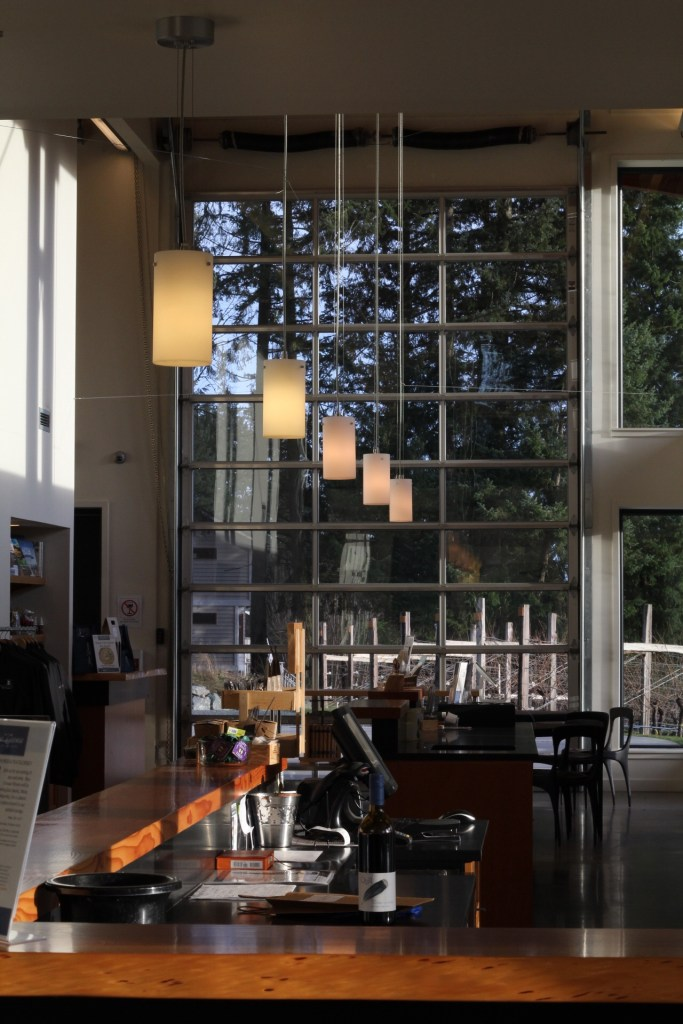 Wine tasting on Vancouver Island - Blue Grouse Winery