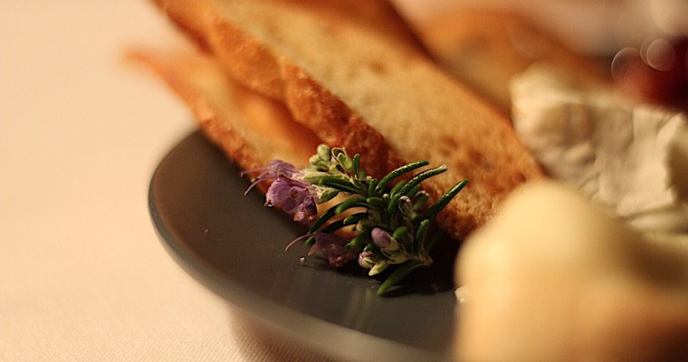 Fast and Easy Rosemary No Knead Bread