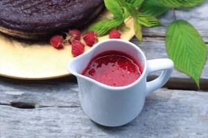 Raspberry Coulis Recipe