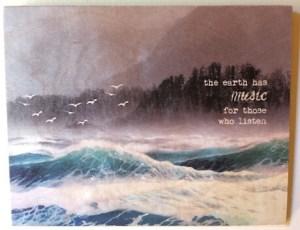 Inspirational Ocean Art