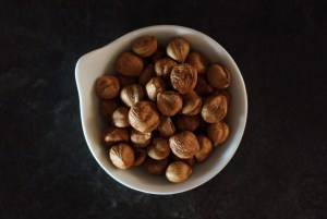 Local Vancouver Island Hazelnuts