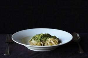 Easy Sorrel Pesto From West Coast Kitchen Garden