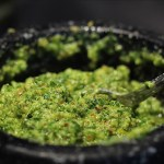 West Coast Sorrel Pesto
