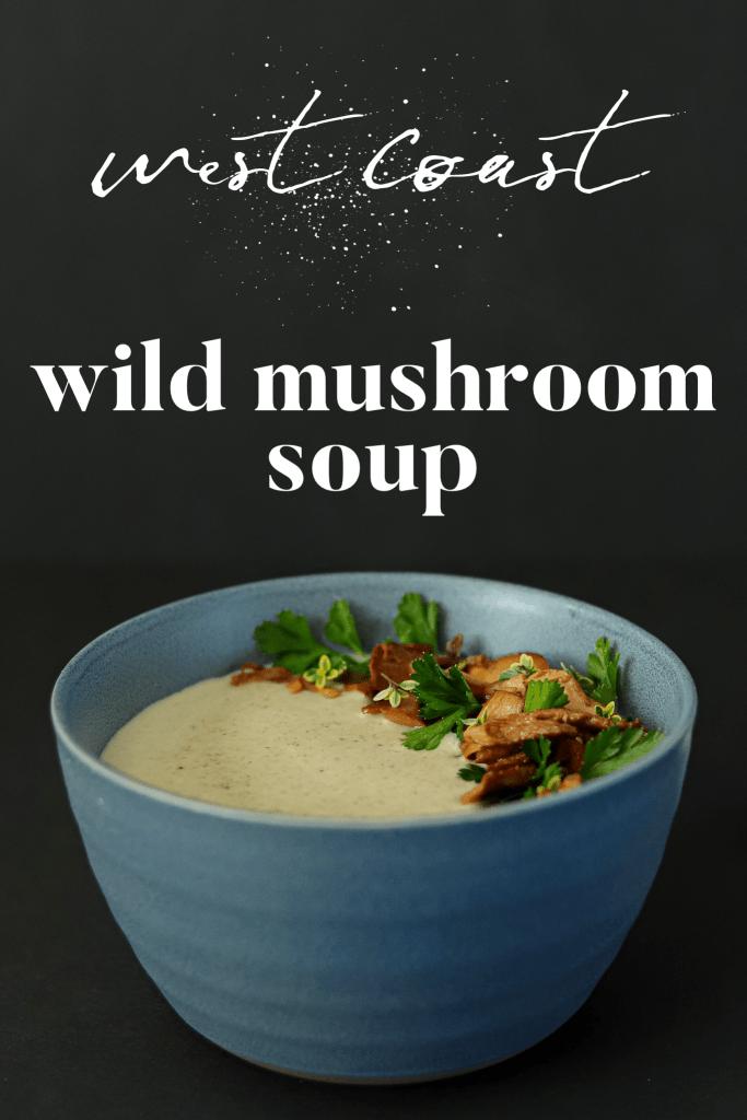 Easy Wild Mushroom Soup With Porcini