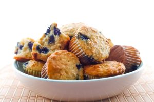 Easiest Blueberry Muffin Recipe