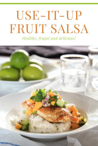 Zero Waste Fruit Salsa Recipe