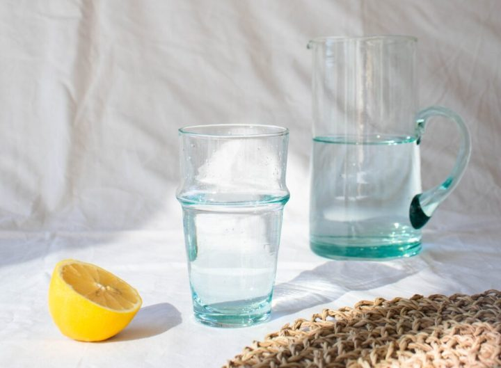 Moroccan Tea Glasses