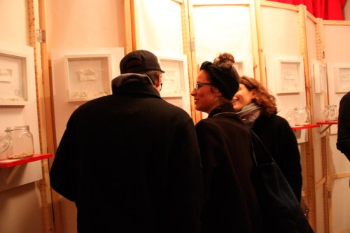 """Sabrina D'Alessandro, """"IV Censimento Peculiare- in cui si elegge il difetto più attuale"""", ArtNightOut, URPS, Milano, 2016, Ufficio Resurrezione Parole Smarrite"""