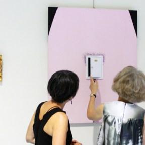 """Sabrina D'Alessandro, """"Busillis"""", """"Eterno femminile"""", Galleria Blanchaert, Spazio industriale di via Dei Canzi, Milano, 2012"""