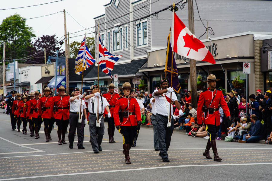 Canada Day Steveston July 2016