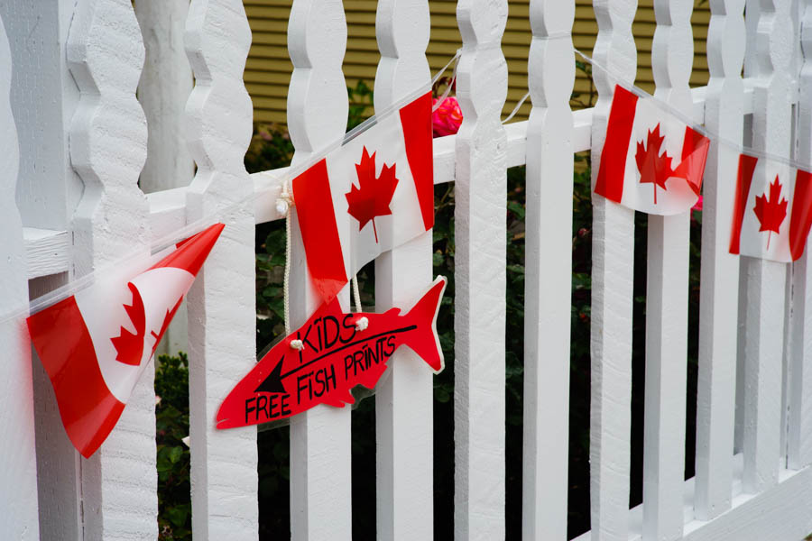 Canada Day Steveston July 2016
