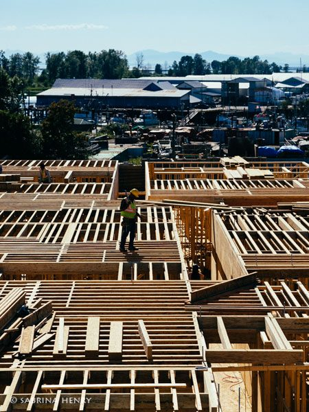 Redevelopment of site at the foot of No. 2 Road in Steveston