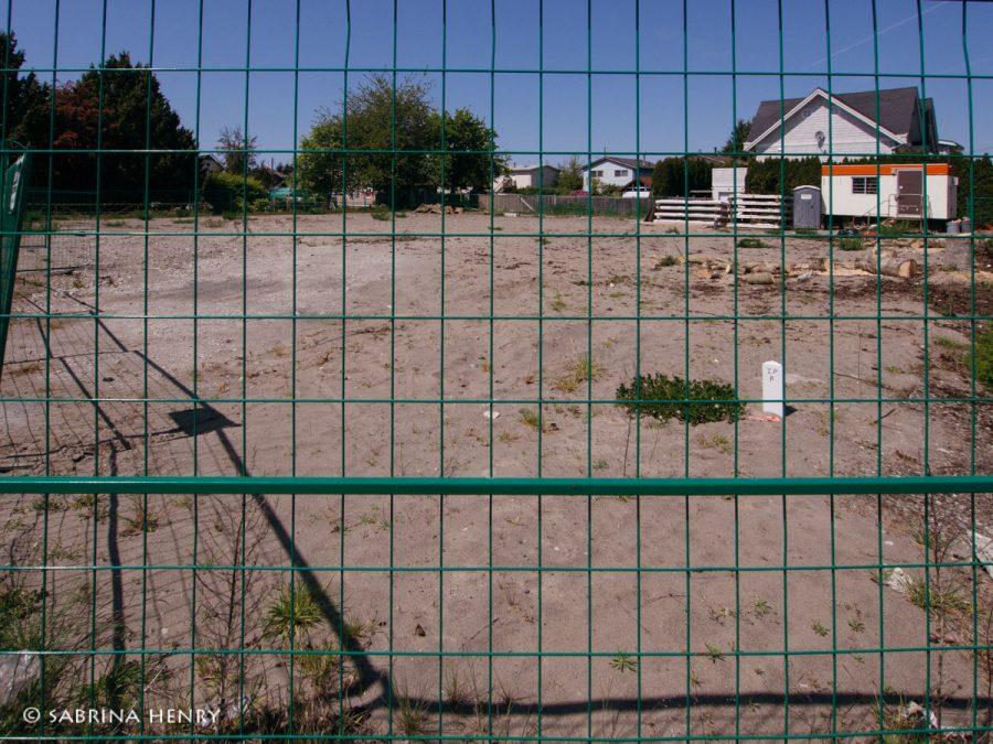 Redevelopment in Steveston Village