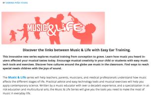 Writer Easy Ear Training