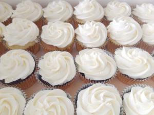 cupcake crème au beurre américaine