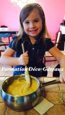 préparation pâte à choux profiteroles