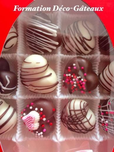cakepop coeur