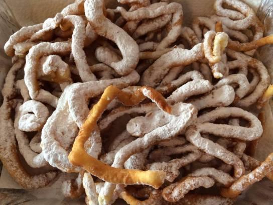 spirales sucrées