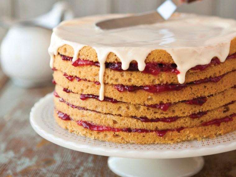 garniture gâteau
