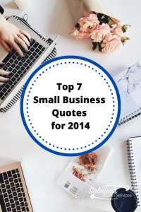 Top 7 Small Business Quotes