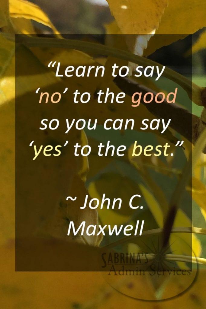 John C Maxwell quote image created