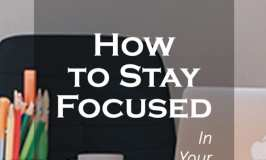 How to stay focused in your small business
