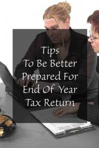 Tips To Be Better Prepared for EOY Business Return
