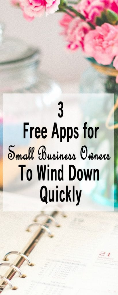 3 Free Apps To Wind Down Quickly