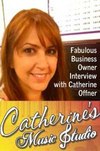 Fabulous Business Owner Interview with Catherine Offner