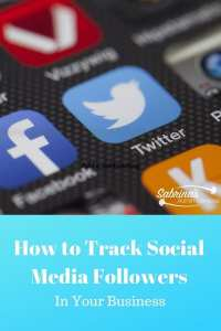 How to Track Social Media Followers in your business