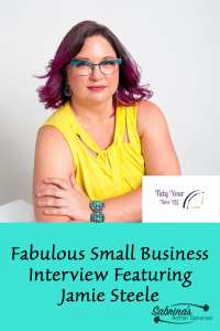 Fabulous Small Business Interview Featuring Jamie Steele