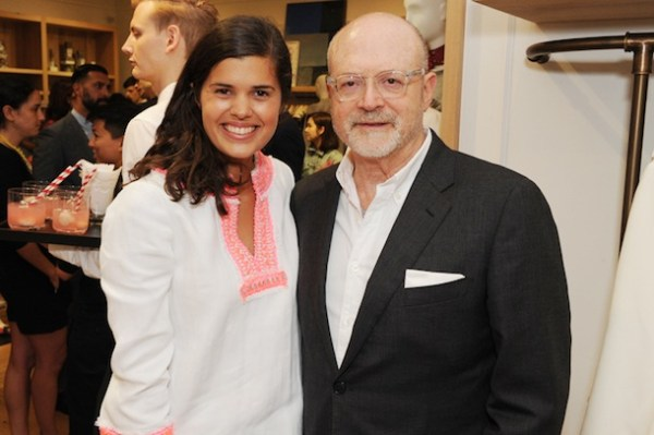 Geneva of A Pair and a Spare with Mickey Drexler or J. Crew