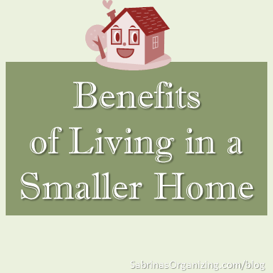 Benefits of Living in a Smaller Home