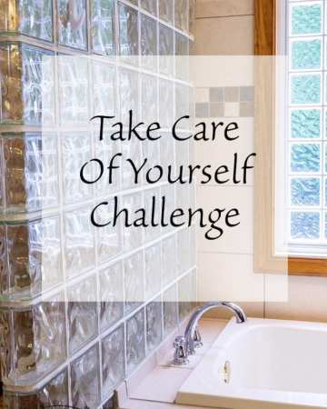 Take Care Of Yourself Challenge
