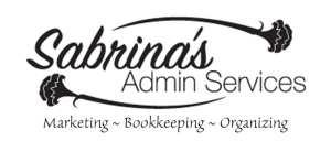 Sabrina's Admin Services
