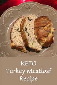keto turkey meatloaf recipe