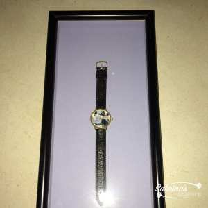 Frame your favorite watch