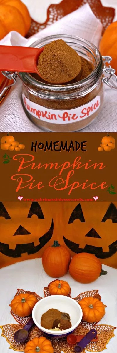 This Homemade Pumpkin Spice is the main ingredient to make all of your fall recipe desires sparkle! The warm, addicting flavors really ignite fall season—but don't think pumpkin pie spice is only for one time of year. This Homemade Pumpkin Pie Spice can be used all year round!