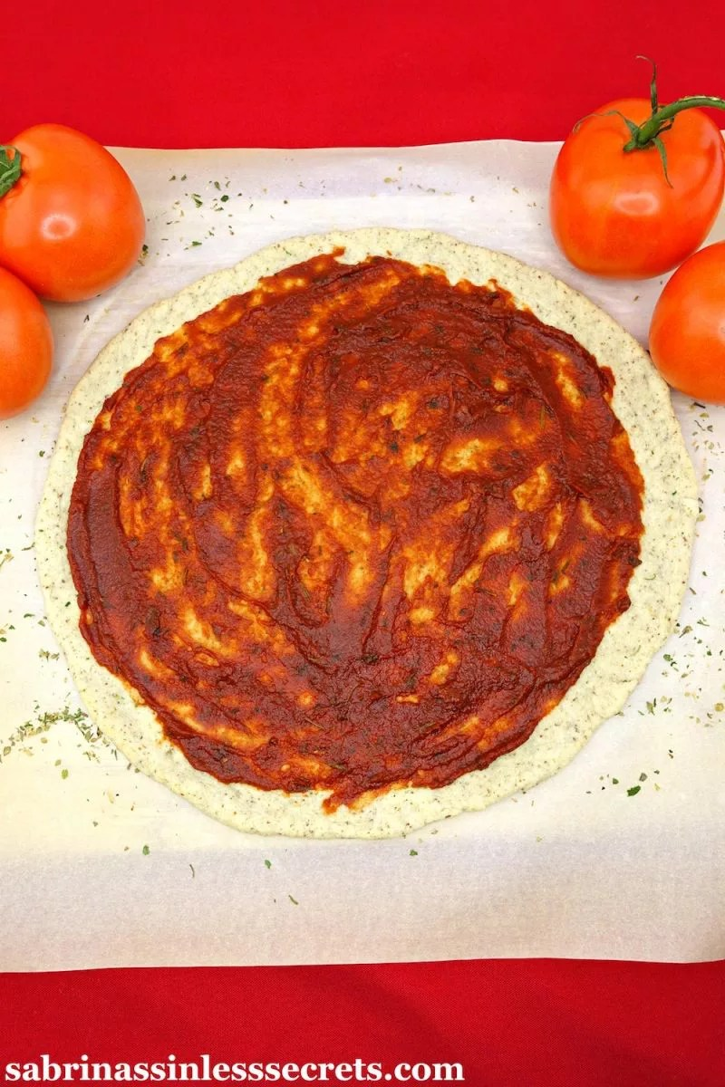 You can't go wrong with a thin and crispy pizza crust, especially with this Thin and Crispy Paleo and Vegan Pizza Crust! It's gluten-free, dairy-free, grain-free, refined sugar-free, yeast-free, egg-free, clean-eating, and super easy to whip up. To go along with the awesome texture, it's seasoned to give just the right amount of flavor—crafting one delicious crust! Go ahead and load it up with whatever toppings you'd like!