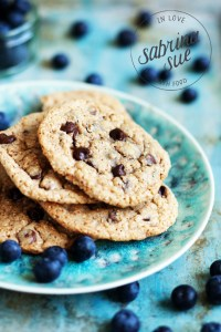 Wholemeal Amaranth Chocolate Chip Cookies