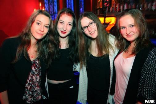 clubbing in Dresden