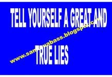 true lie