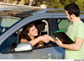 renting cars