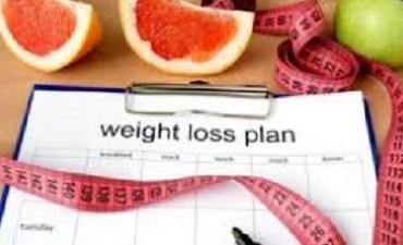 weight loss plan